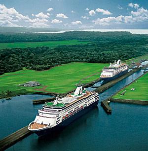 Cruise-informatie.nl Panama-kanaal