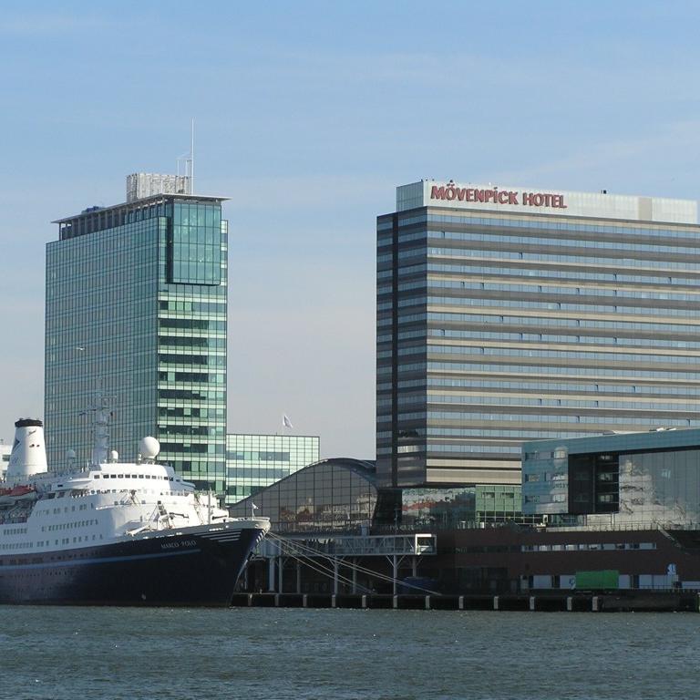 Cruise-informatie.nl Passenger Terminal Amsterdam