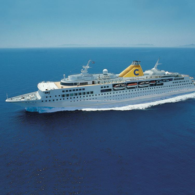 Cruise-informatie.nl Costa Voyager